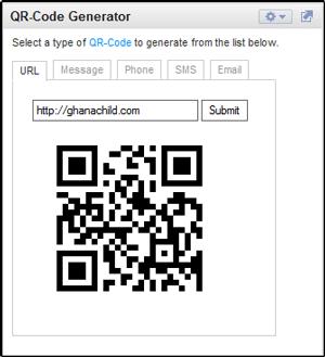 i-google qr code generator