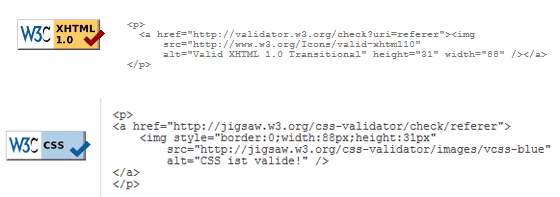 XHTML and CSS are Valide